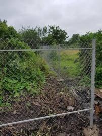 забор из рабицы под ключ стоимость работ
